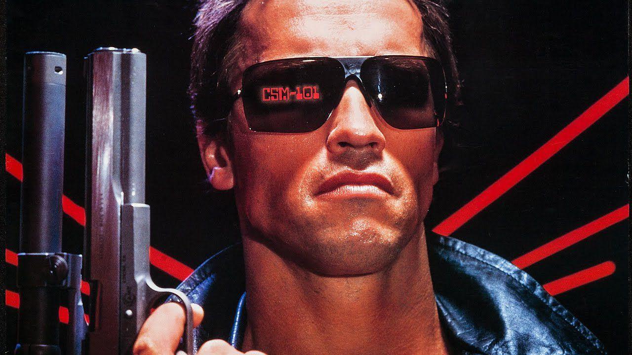Terminator, l'intenso allenamento di Schwarzenegger in preparazione al film