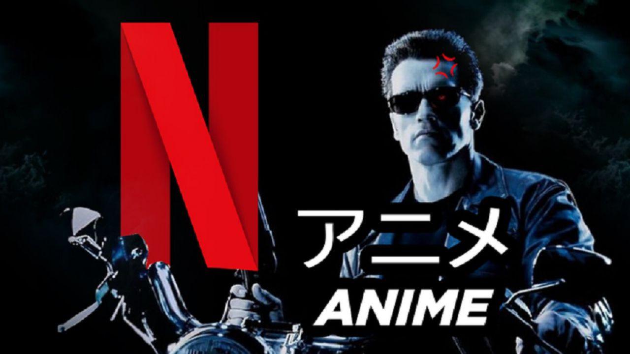 Terminator: Netflix annuncia un nuovo anime originale con lo sceneggiatore di The Batman
