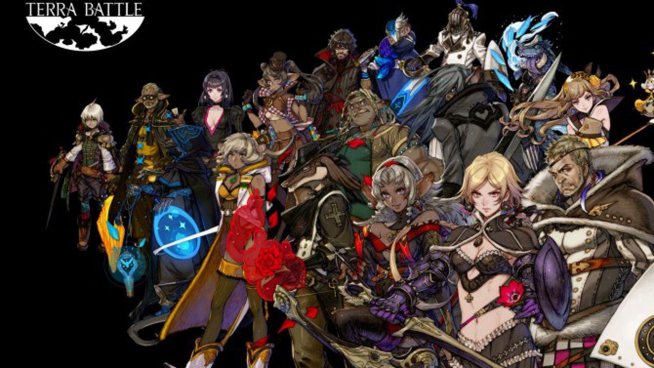 Terra Battle: il multiplayer si ispirerà agli eSport