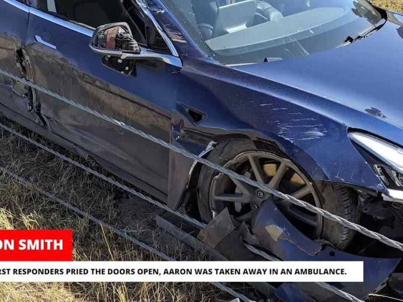 Tesla in Autopilot distrutta da un tir e tanto altro: ecco la compilation