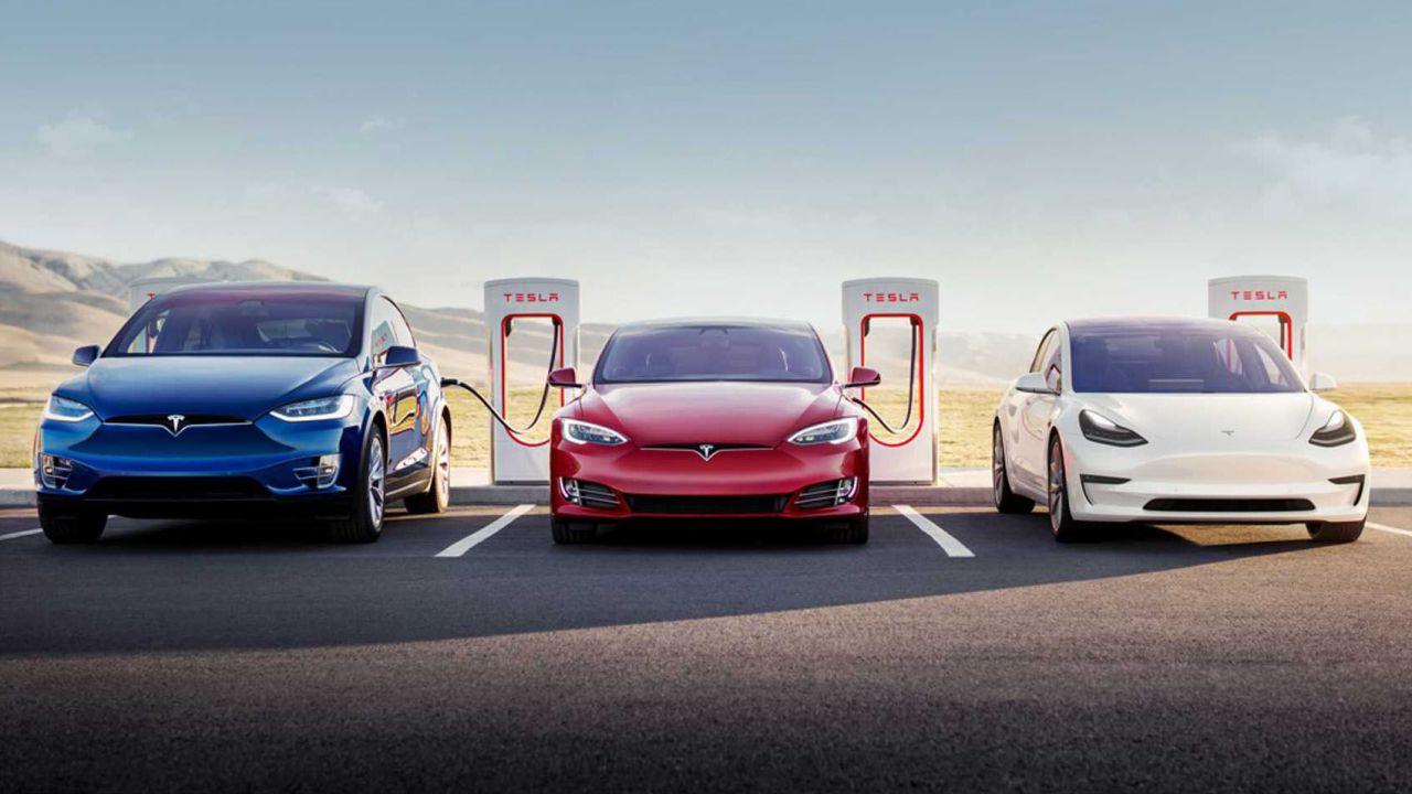Tesla è ancora davanti alla concorrenza, nonostante le scarse vendite in Cina