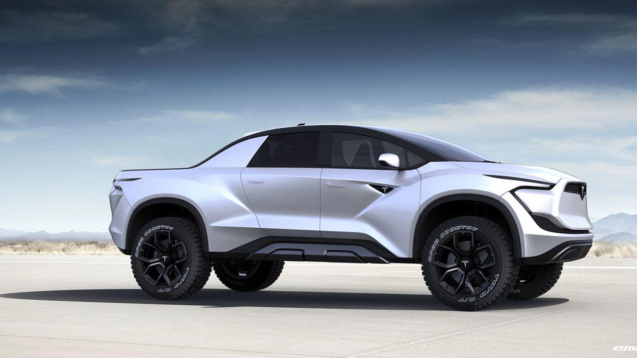 Tesla potrebbe aver deciso la data di presentazione del nuovo pick-up