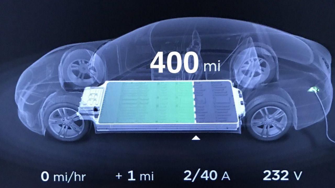 Tesla al lavoro su una batteria da 110 kWh e 642 km di autonomia