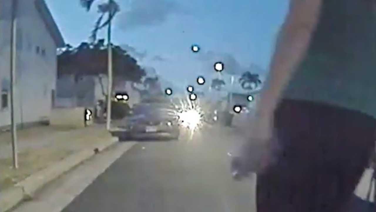 Tesla Model 3 registra la caduta di un meteorite alle Hawaii