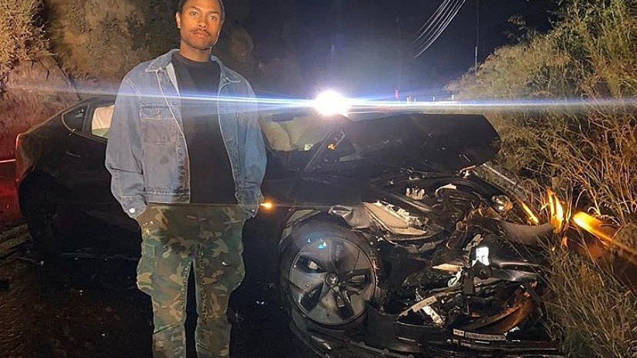 Tesla Model 3 salva il musicista Steve Lacy da un incidente violentissimo