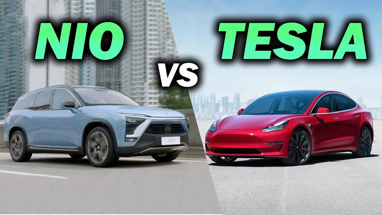 Tesla contro NIO: la battaglia per il mercato cinese si fa sempre più intensa