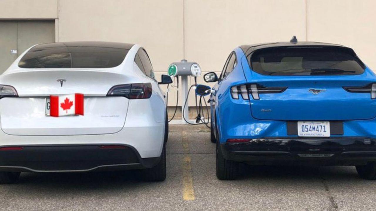 Tesla sta perdendo market share in favore della Mustang Mach-E, lo dice Morgan Stanley