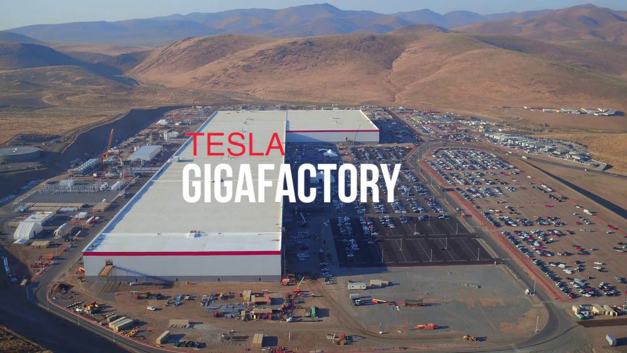 Tesla: la produzione nella Gigafactory 3 è quasi pronta a partire