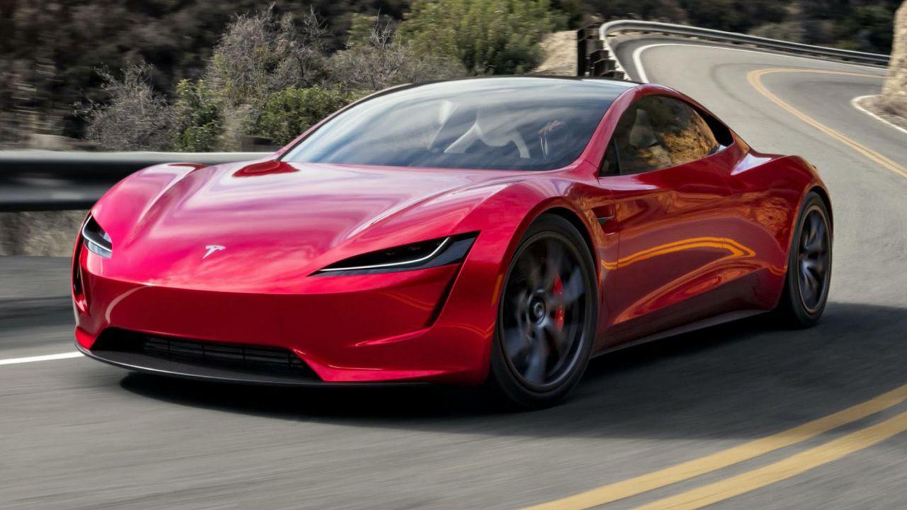 Tesla Roadster: ecco come potrebbero funzionare i suoi 'missili'