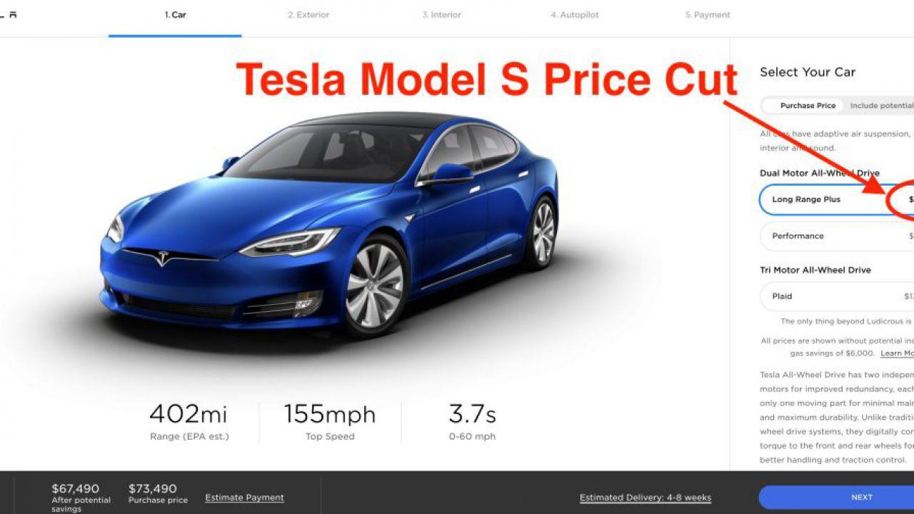 Tesla taglia il prezzo della Model S in Italia: ecco tutti i dettagli