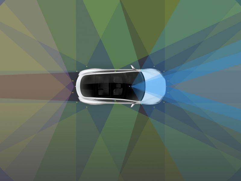 Tesla userà un nuovo radar a onde millimetriche per la Guida Autonoma