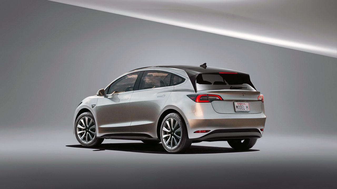 Tesla vuole contrastare la VW ID.3 tramite una hatchback più economica
