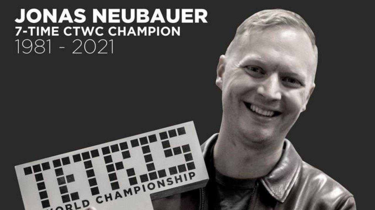 Tetris: il 7 volte campione del mondo Jonas Neubauer è morto all'età di 39 anni