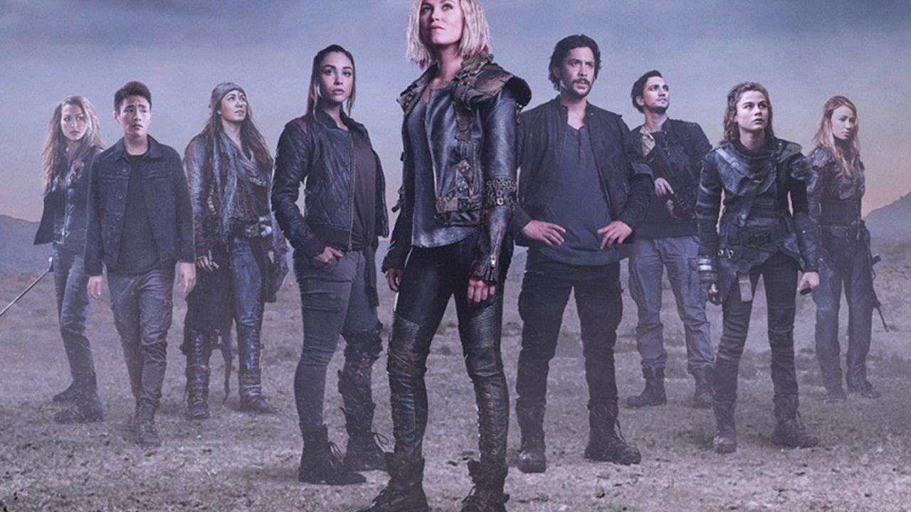 The 100: quale segreto è nascosto nei nuovi poster della stagione 7?