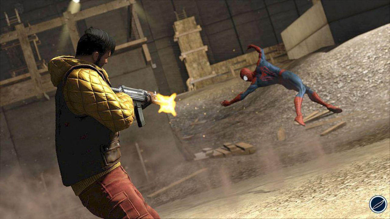 The Amazing Spider-Man 2 - Activision conferma i 1080p su PS4