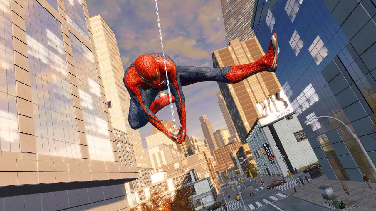 The Amazing Spider-Man 2: video gameplay della versione Nintendo 3DS