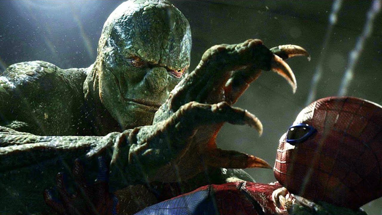 The Amazing Spider-Man: Lizard era ancora più mostruoso nei primi concept