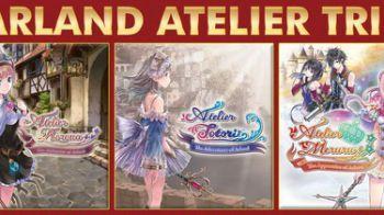 The Arland Atelier Trilogy annunciato per il mercato europeo