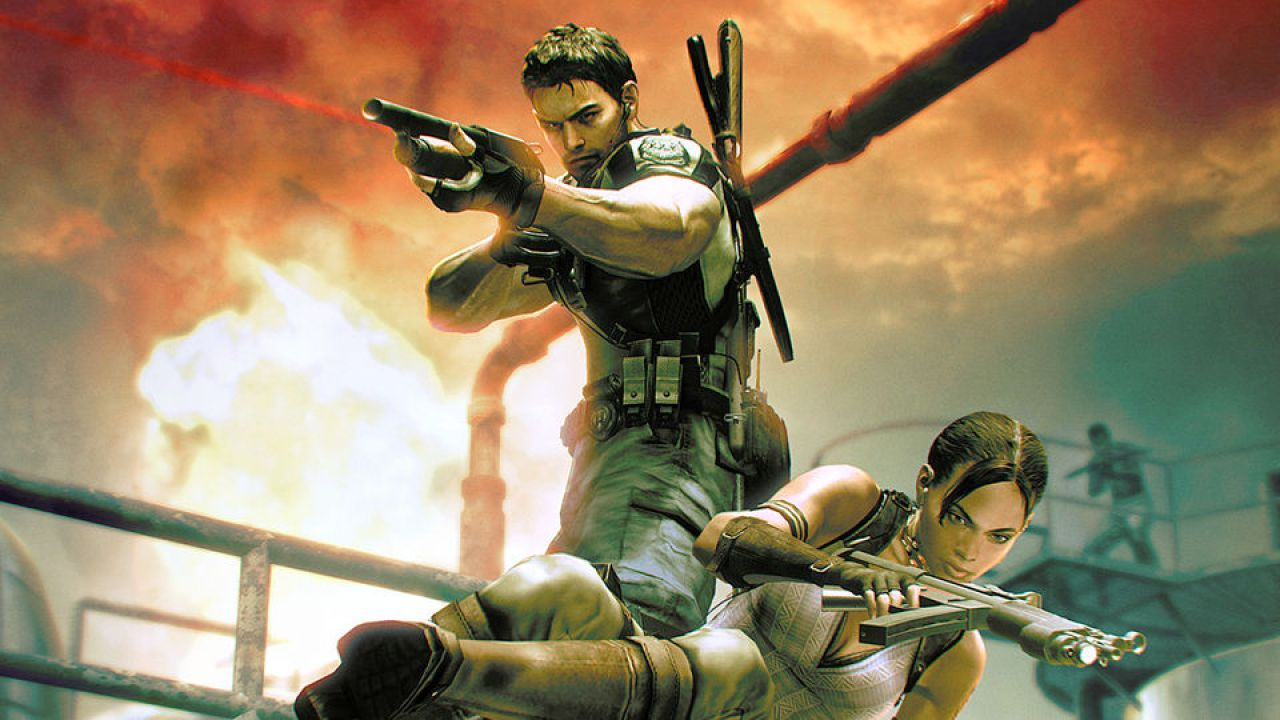 The Art of Resident Evil 5 in arrivo a luglio