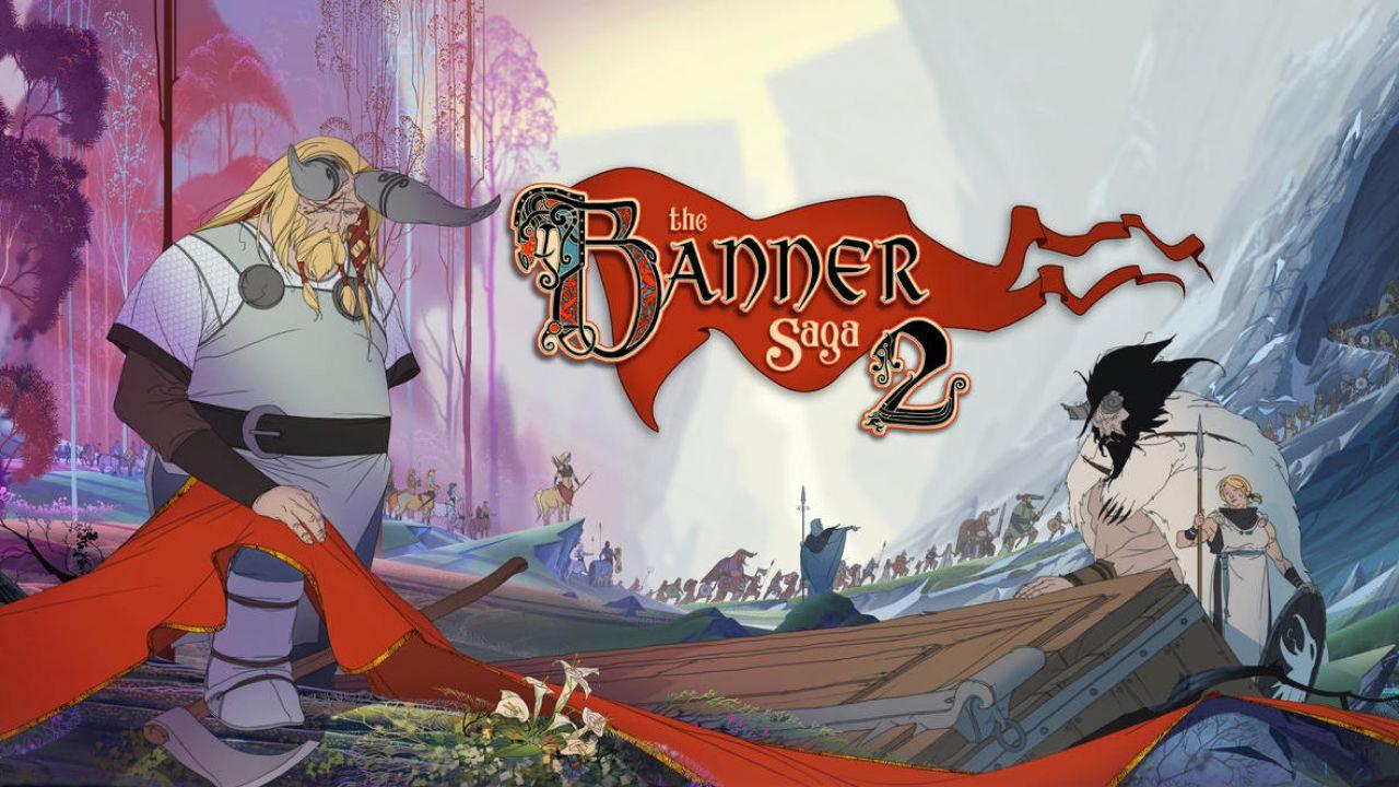 The Banner Saga 2: data di uscita delle versioni PS4 e Xbox One