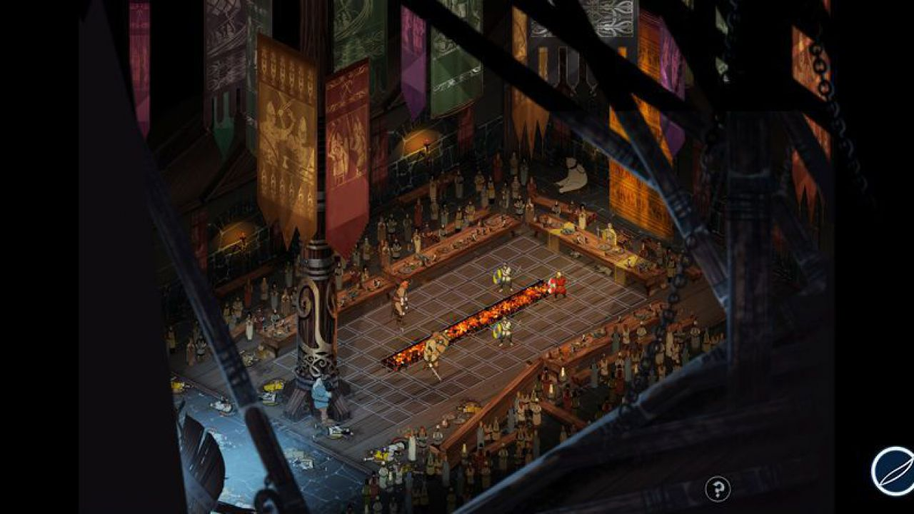 The Banner Saga confermato per tablet iOS e Android