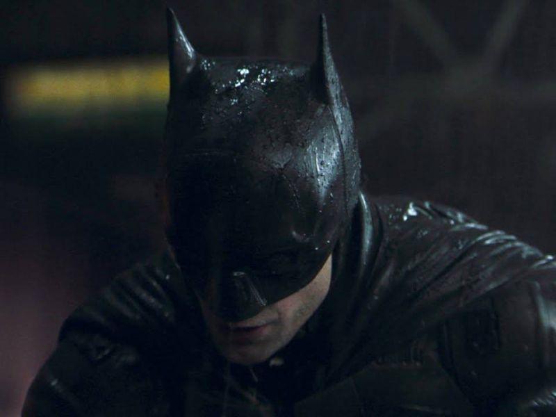 The Batman, il cappuccio di Robert Pattinson ha gli occhi bianchi nella nuova fan-art