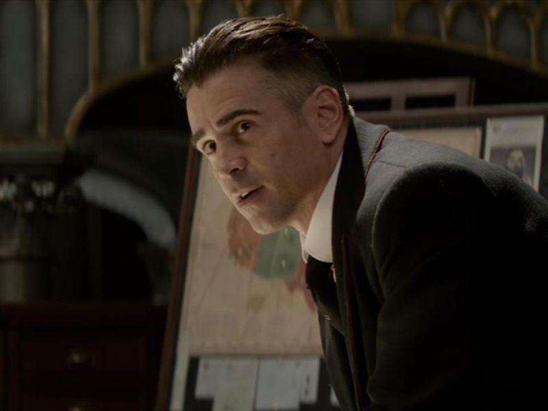 The Batman, il look del Pinguino di Colin Farrell in una suggestiva fan art