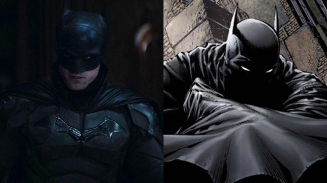 The Batman: Robert Pattinson ottiene gli occhi bianchi del fumetto in una oscura fan art