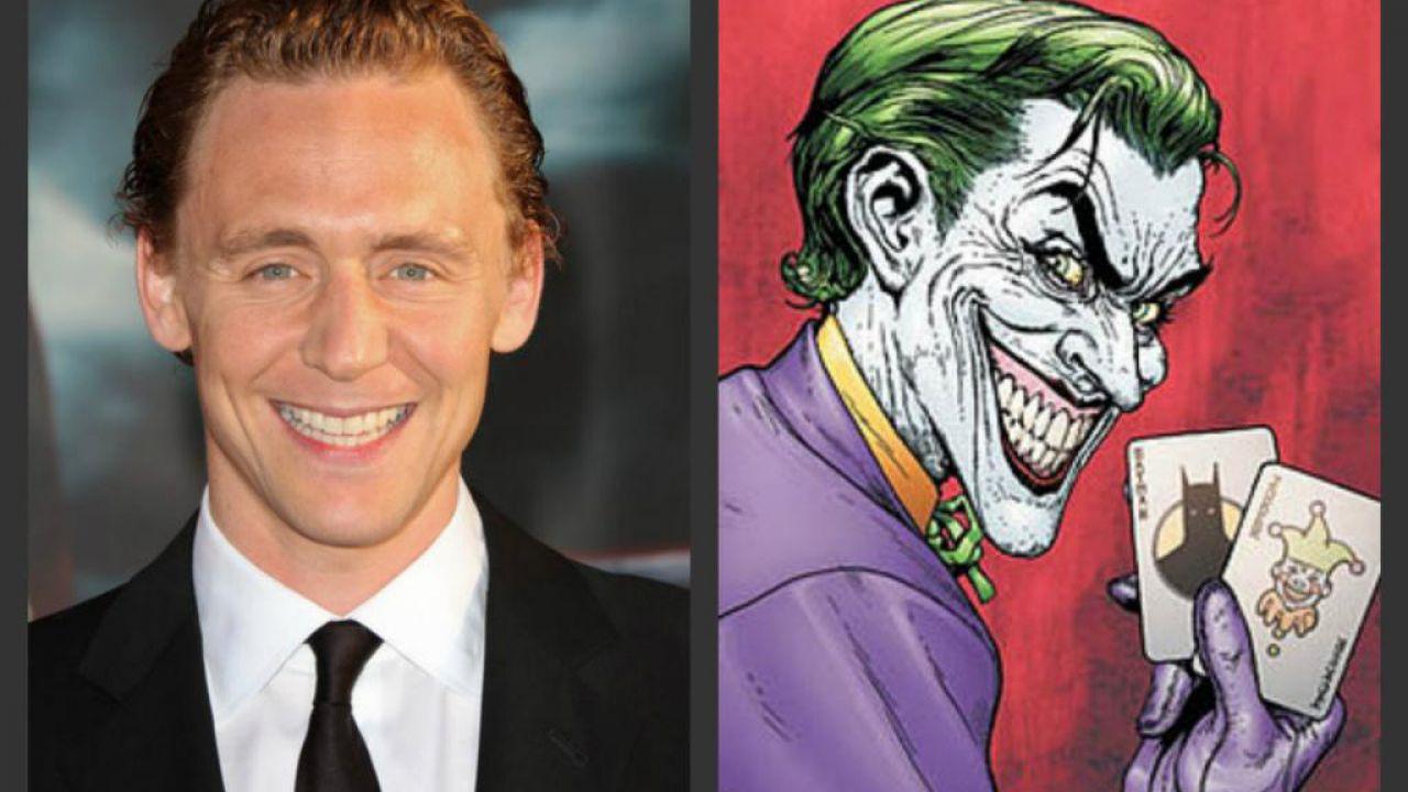 The Batman: Tom Hiddleston come Joker? Questa fan art vi convincerà che sarebbe perfetto