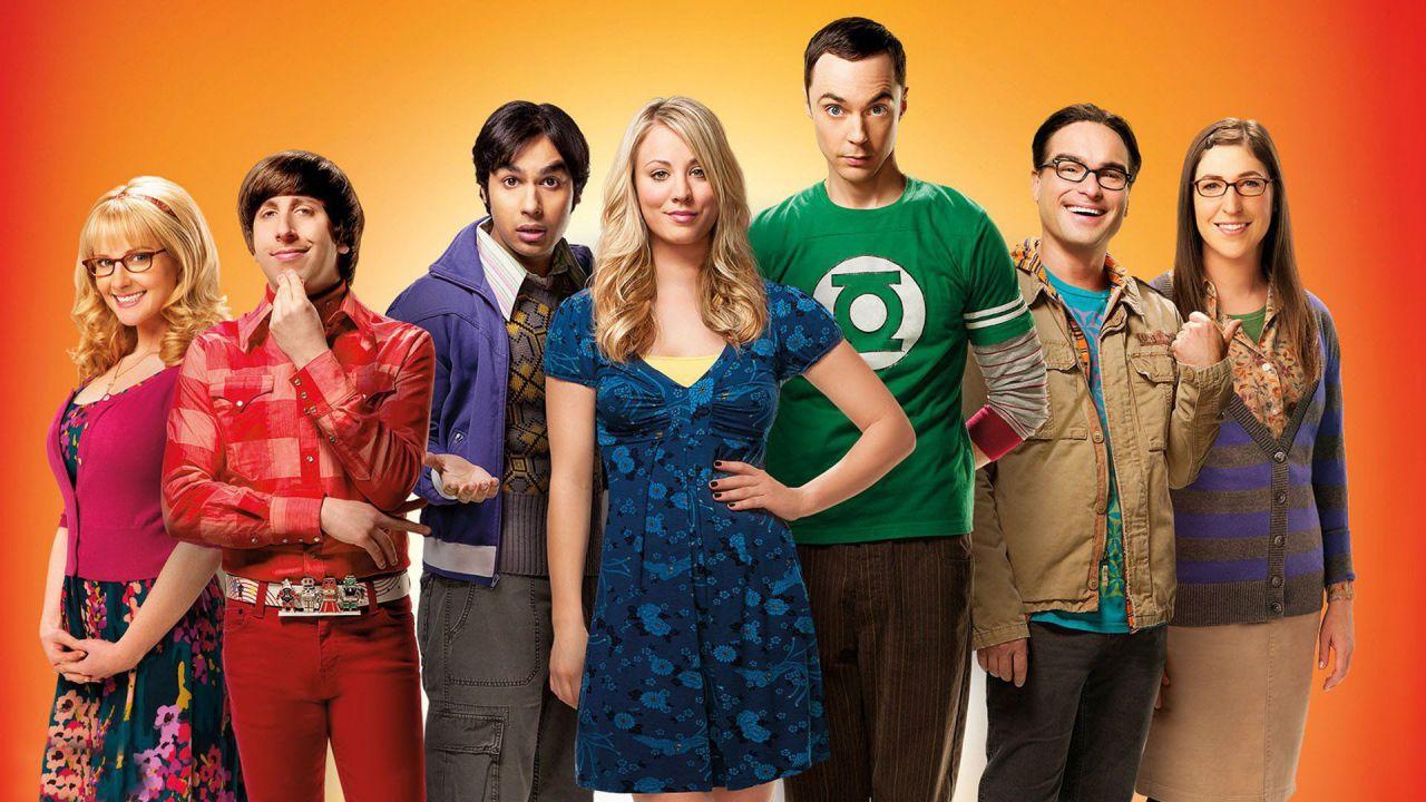 The Big Bang Theory, un fan ha scovato un errore in un vecchio episodio