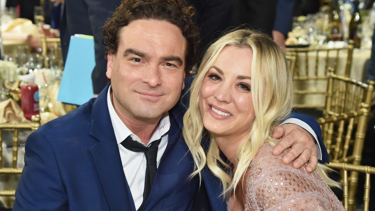The Big Bang Theory, Johnny Galecki scherza con Kaley Cuoco in vista del suo nuovo ruolo