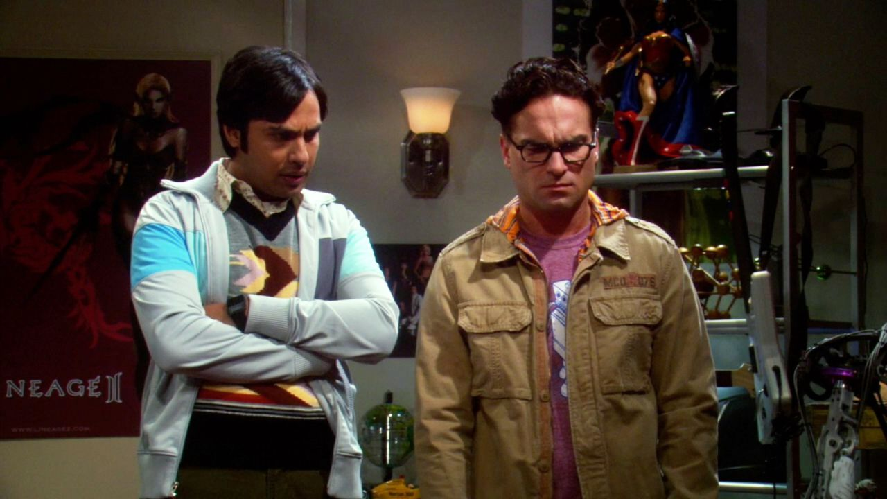 The Big Bang Theory, Johnny Galecki scherza sul nuovo look di Kunal Nayyar