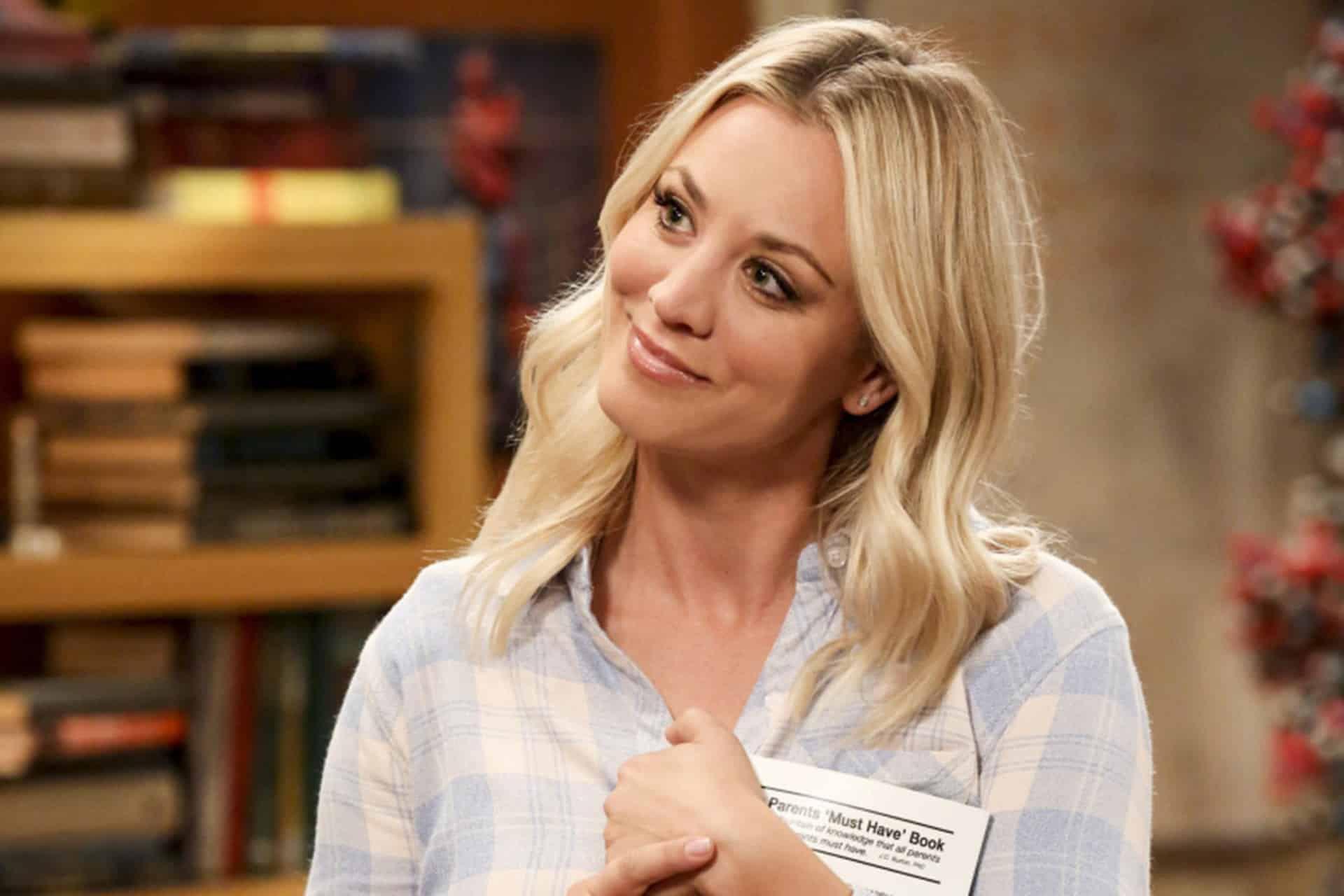 The Big Bang Theory, Kaley Cuoco: Preferisco guardare le