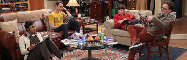 The Big Bang Theory 8: materiale promozionale dal 22esimo episodio, 'The Graduation Transmission' - Notizia