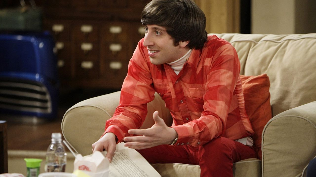 The Big Bang Theory: le migliori battute di Howard