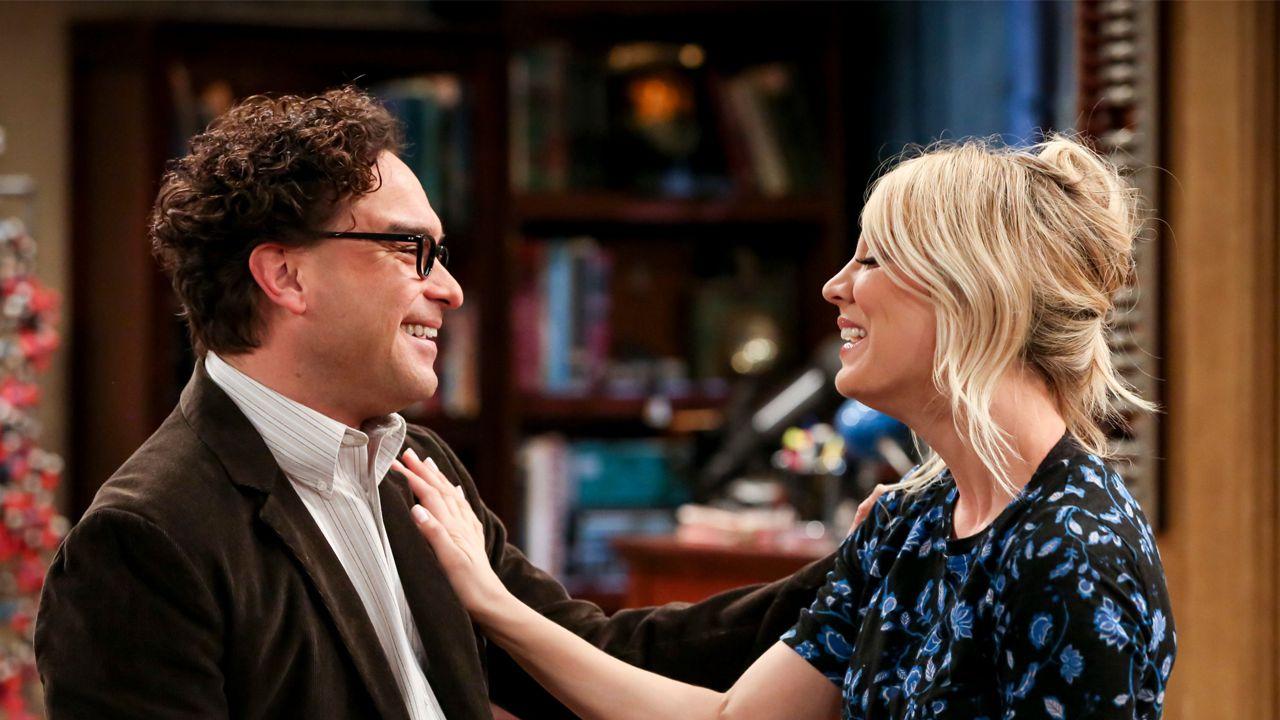 The Big Bang Theory: le scene chiave della storia tra Leonard e Penny