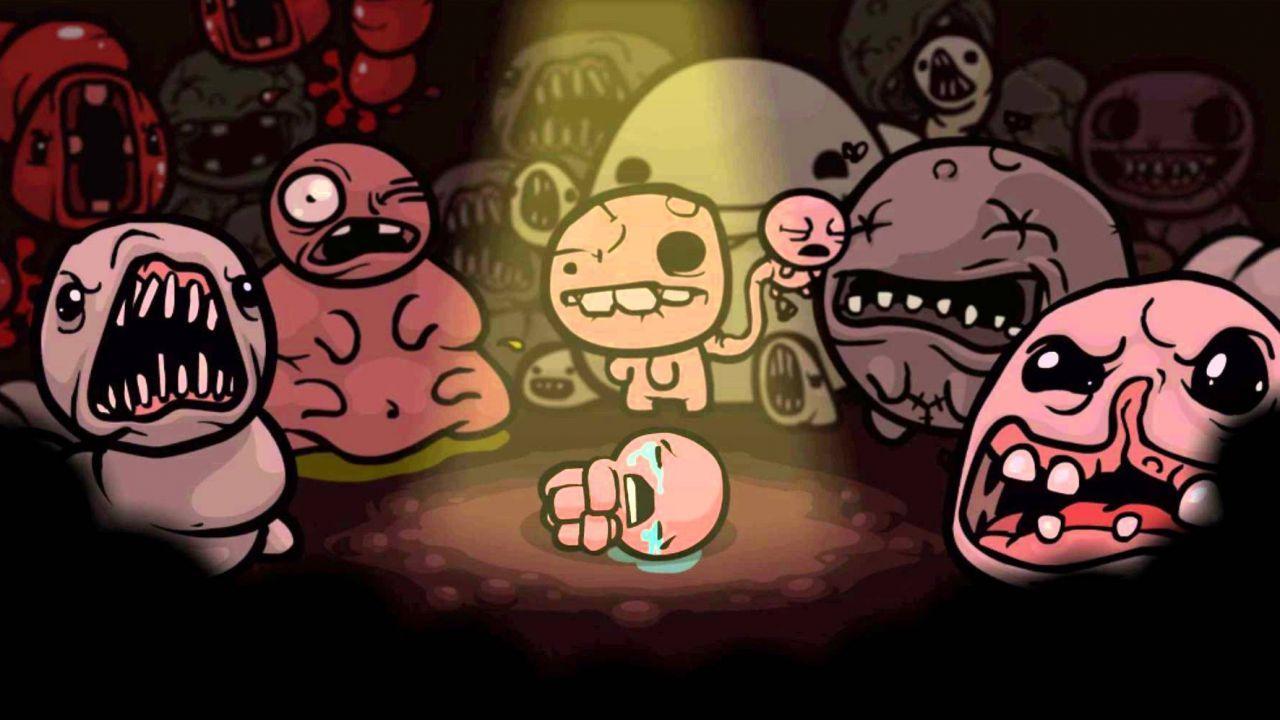 The Binding of Isaac Afterbirth: data di uscita su PS4 e Xbox One