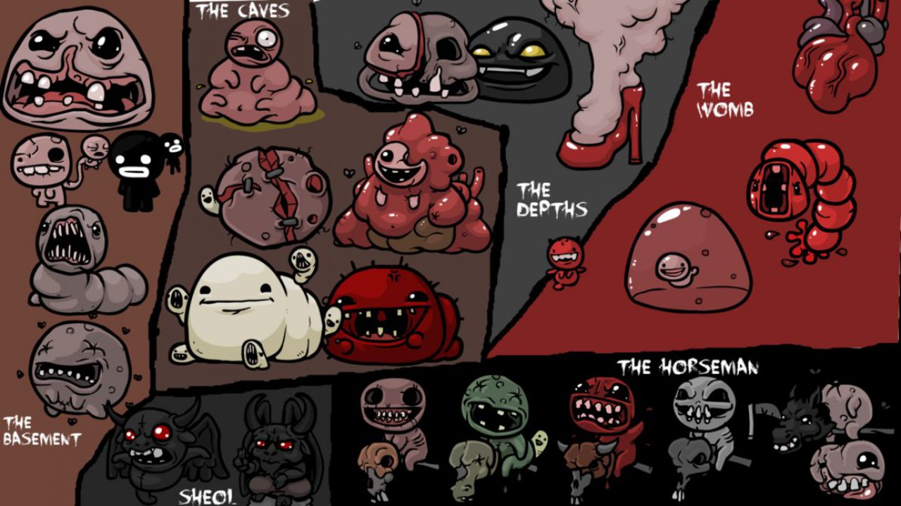 The Binding of Isaac: Wrath of the Lamb diventa ancora più difficile