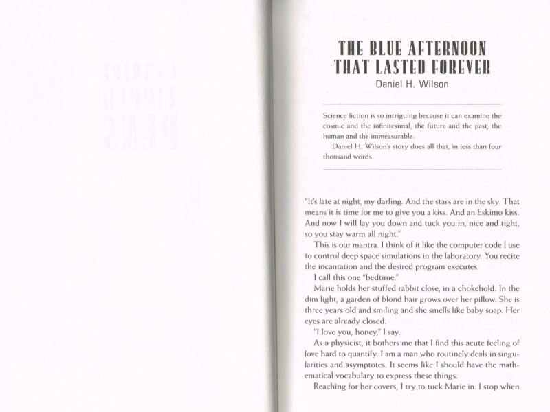 The Blue Afternoon That Lasted Forever, sci-fi dai produttori di A Quiet Place: i dettagli