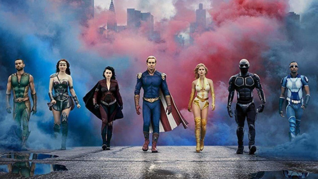 The Boys, l'autore spiega perché trova i film Marvel 'un po' pericolosi'