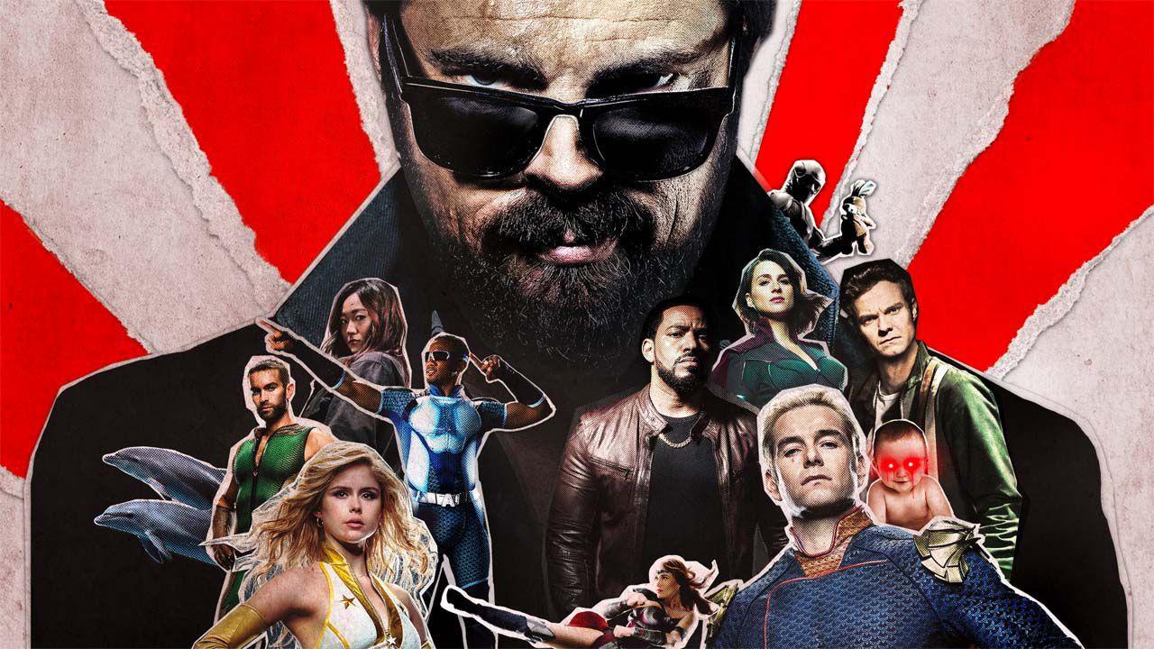 The Boys: ecco come Avengers: Endgame ha ispirato il finale della seconda stagione