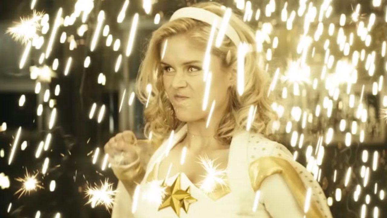 The Boys: Fabibi presenta il suo sexy cosplay di Starlight dalla serie Amazon Prime Video