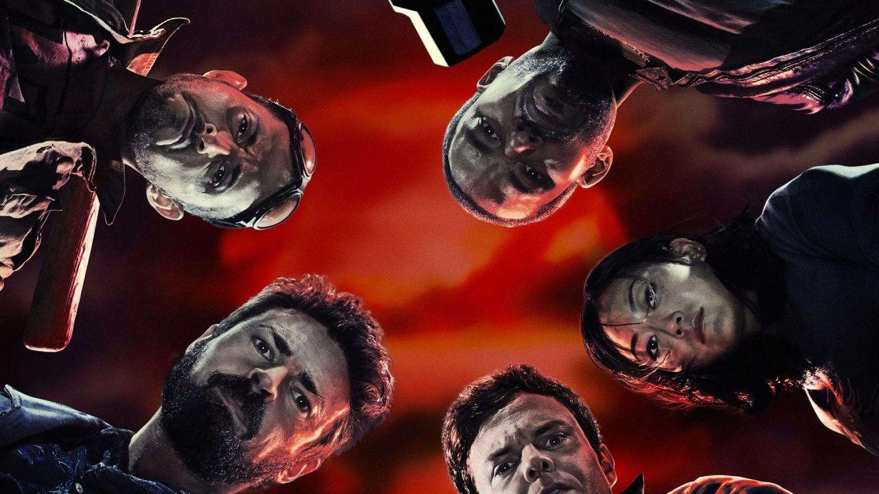 The Boys: nuovo poster con Patriota e due spot virali con Abisso e Starlight
