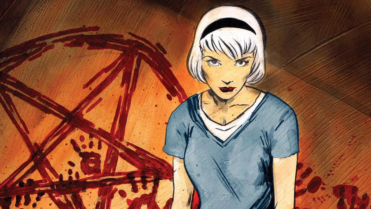 The Chilling Adventures Of Sabrina Lo Spinoff Di