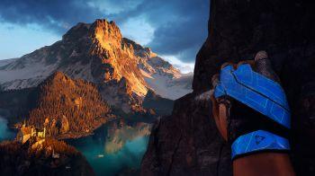 The Climb: Crytek pubblica un nuovo trailer in occasione della GDC