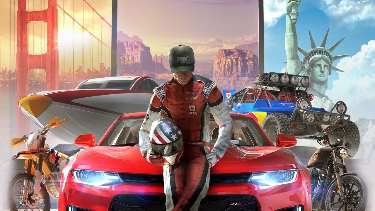 The Crew 2: Ubisoft promette nuovi contenuti, annuncio in arrivo alla Gamescom