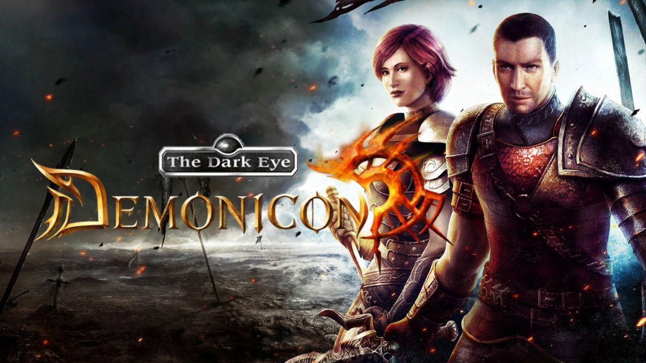 The Dark Eye Demonicon scontato su Greenman Gaming