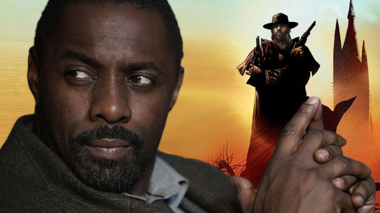 The Dark Tower: Idris Elba risponde alle domande di Jon Favreau