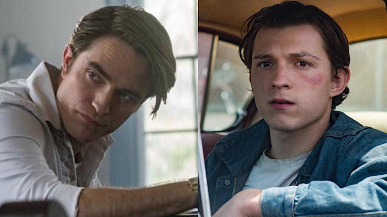 The Devil All The Time, le prime reazioni elogiano Tom Holland e Robert Pattinson