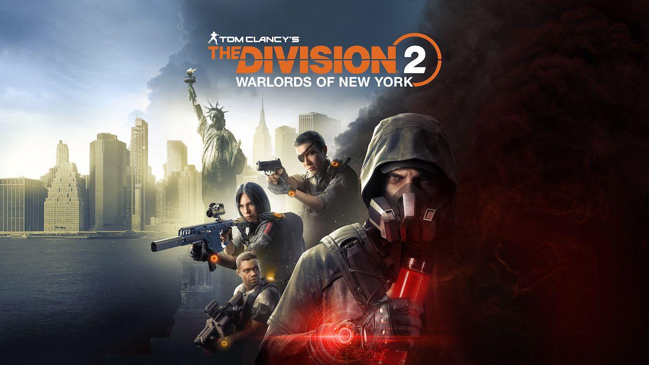 The Division 2 e Warlords of New York su Google Stadia a marzo: previsto crossplay con PC